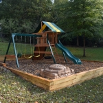 atlanta backyard landscaping