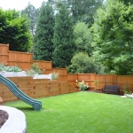 oakhurst landscaping fences