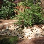 atlanta dry creek bed landscaping