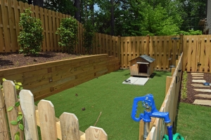 atlanta landscaping services and artificial turf