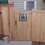 oakhurst landscaping fence