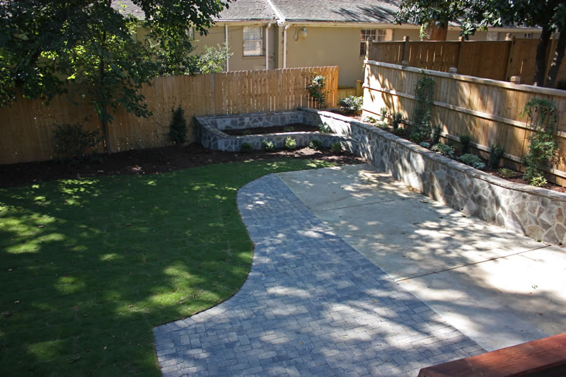 decatur landscape drainage solutions
