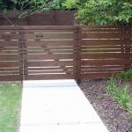 atlanta wood fencing