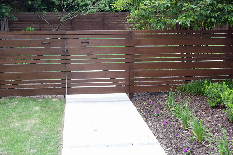 atlanta wood fencing