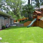 decatur backyard landscaping