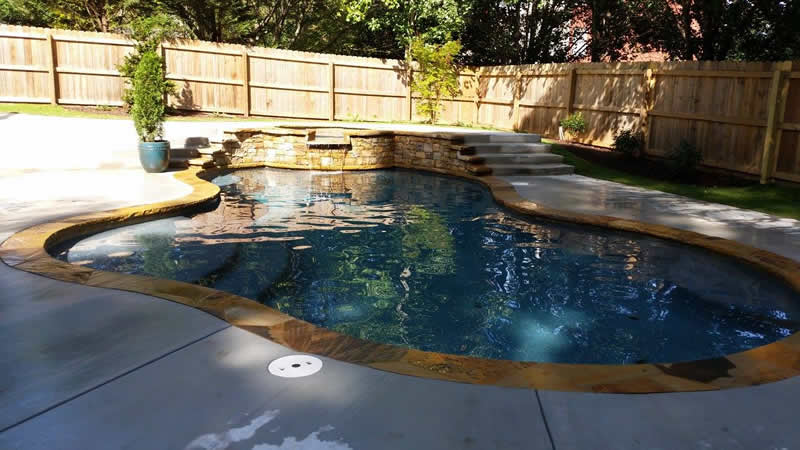 oakhurst pool design