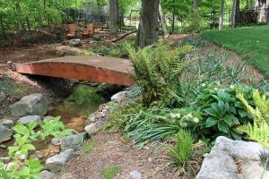 decatur landscaping bridge