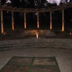 atlanta landscape lighting design for backyards