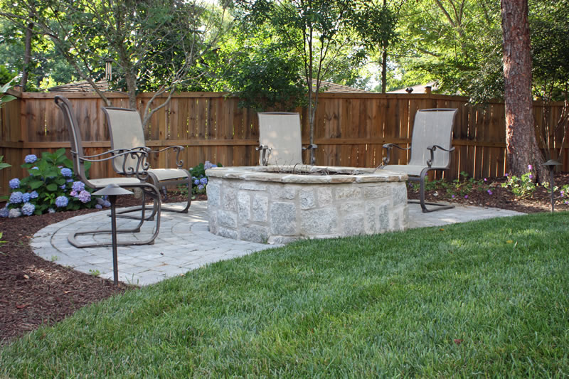 atl outdoor fireplaces