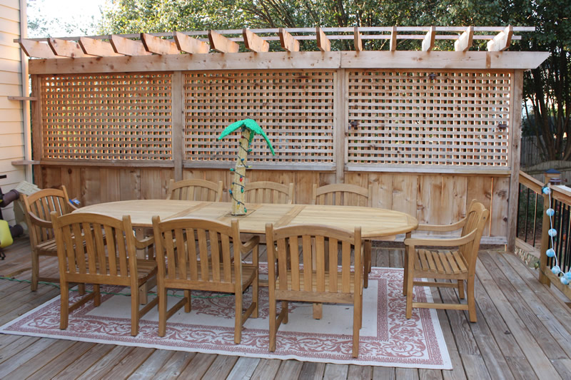atlanta patio design