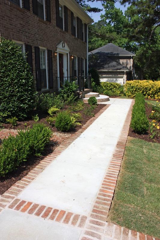 atlanta walking path design company