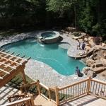 residential pool design