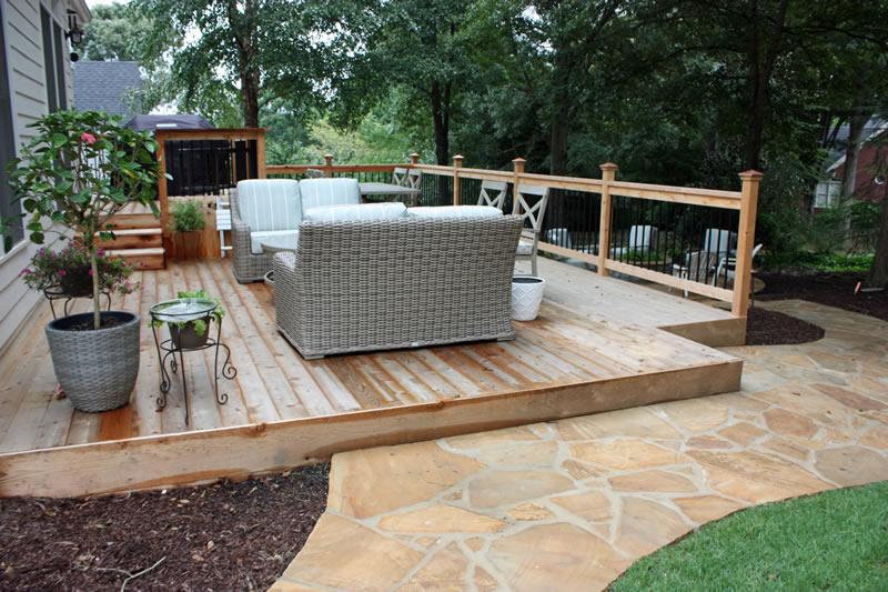 oakhurst patio design