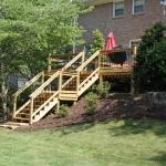 decatur landscaping steps builder