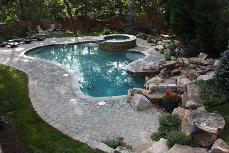 oakhurst ga pool design