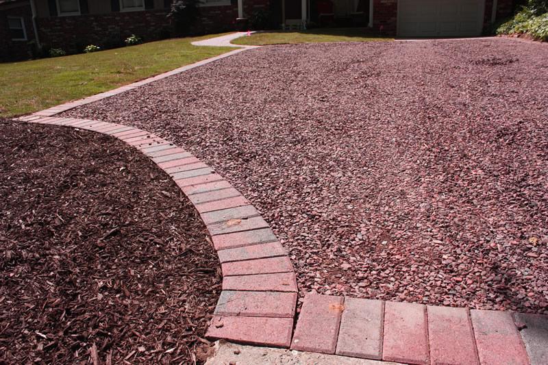 atlanta landscape gravel companies