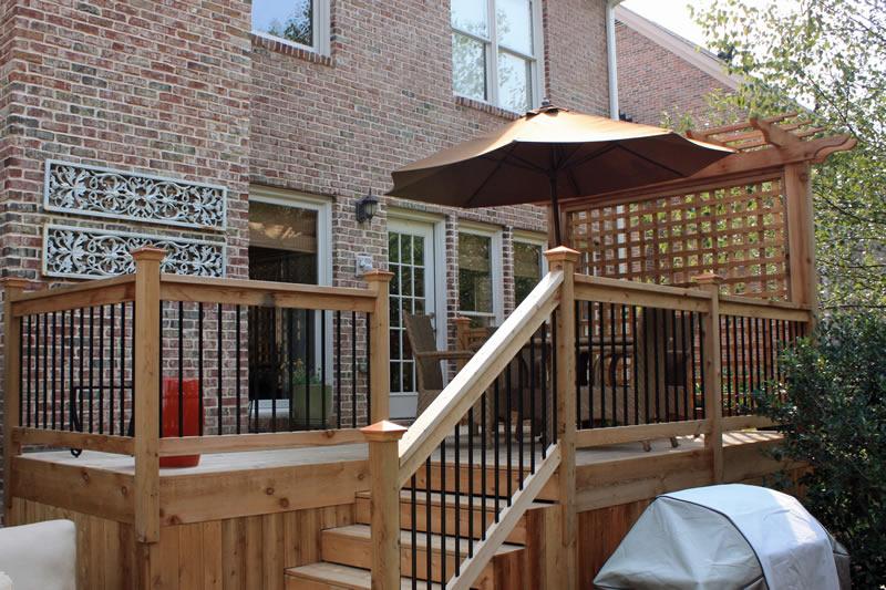 oakhurst deck pictures
