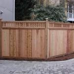 atlanta landscaping fence