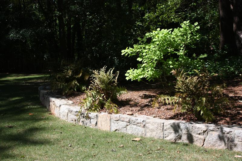 oakhurst landscaping borders