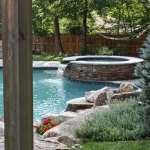 back yard pool design