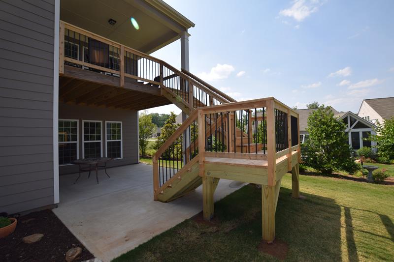 atlanta deck design