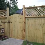 atlanta landscaping fences