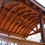 oakhurst pergola design